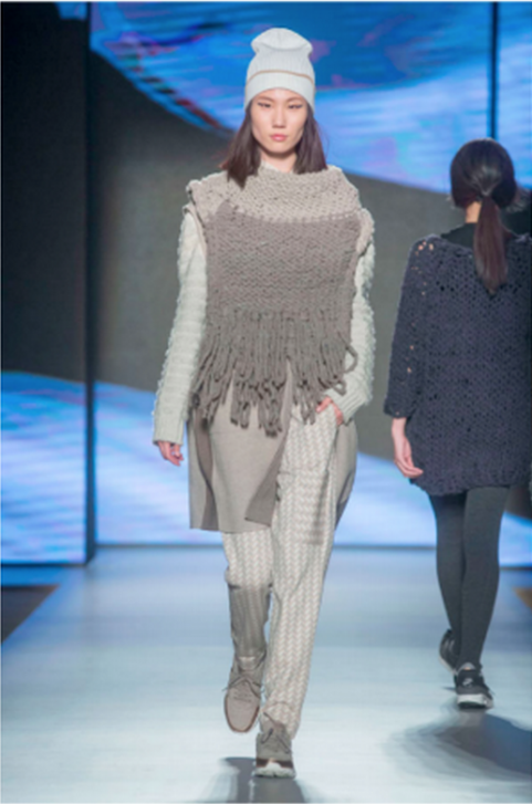 Woolmark Prize (IWP) 2015 winning collection by M.Patmos - myknitaffair.com