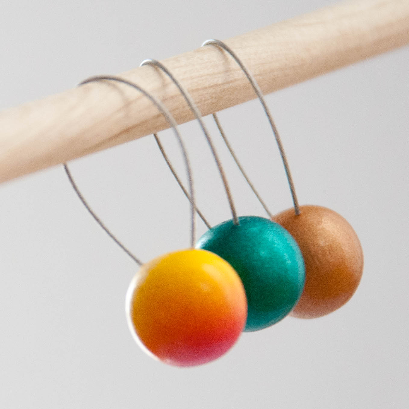 Knitting Using Stitch Markers : Stitch markers for knitting - knit affair