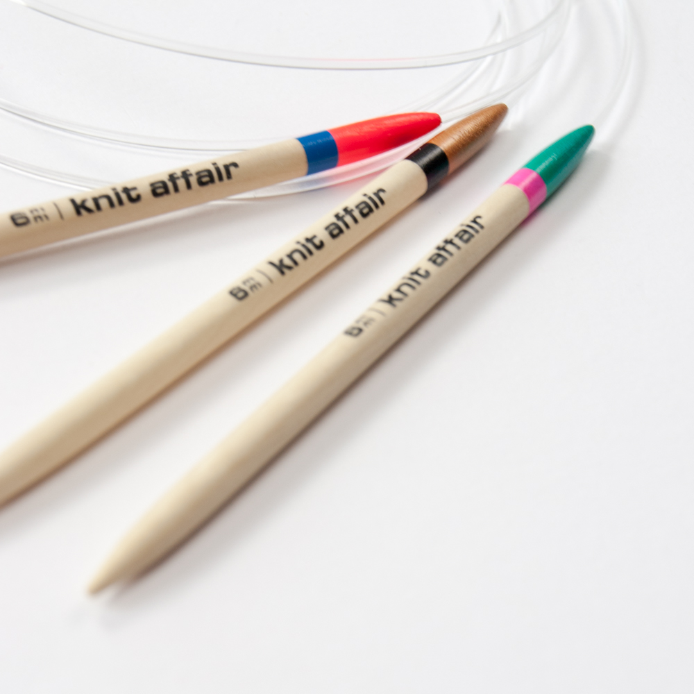 Knitting Needles No : Circular knitting needles by knit affair