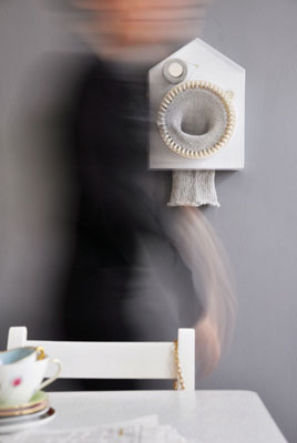 365 Knitting Clock | Siren Elise Wilhelmsen - inspirations by knit affair