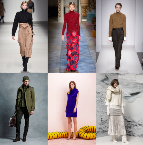 Knitwear trends | Autum/Winter 2015/2016