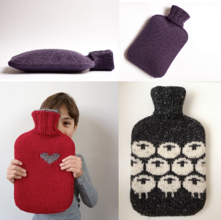 Hot Water Bottle Cover Pattern Londonleo Knit Affair