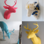 Knitted taxidermy | Rachel Denny
