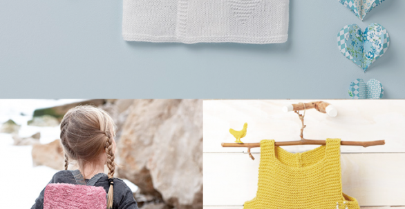 Baby & kids knitting pattern & tutorial | katia